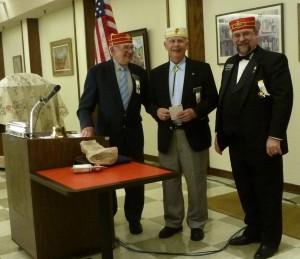 John Metcalf, Al Schmidt, VM Keith Head